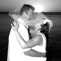 Our wedding!