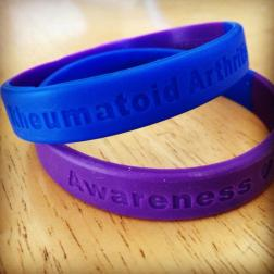 RA Awareness Bands