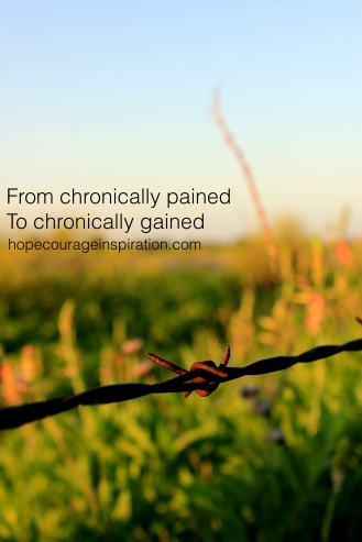 chronically gained