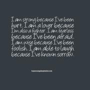 i've been