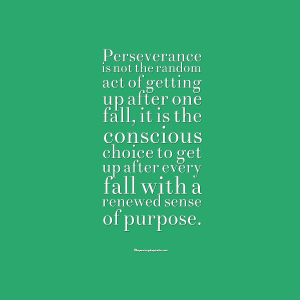 adversity's blessings