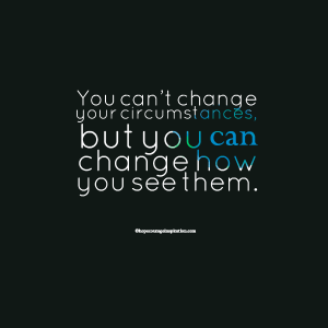 life's changes